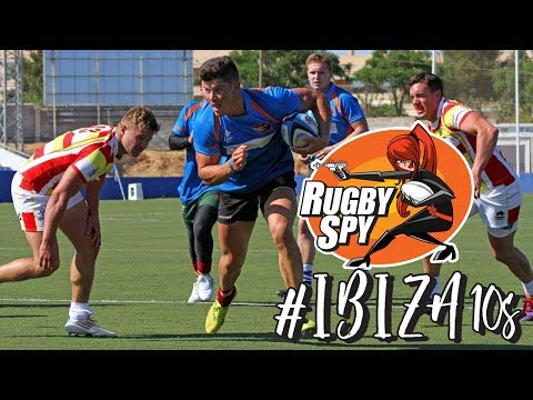 IBIZA 10S RUGBY 2017 LIVE - DAY TWO