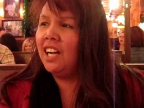Family Dinner at Buca di Beppo Restaurant in San Diego - Part 3
