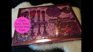 Tarte Love, Trust, & Fairy Dust Vault W/ Swatches