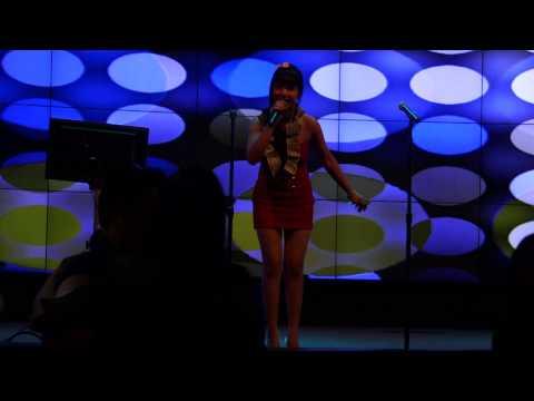 Chansamone PhetSomphong At the Hollywood casino Columbus Ohio ,Karaoke night