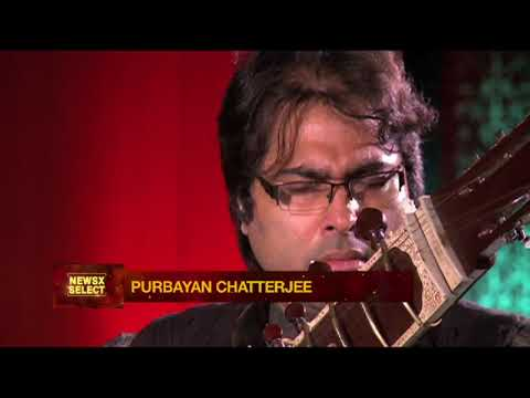 Indian Classical Sitar Player| Maestro Purbayan Chatterjee | Indian Musician| NewsX Select
