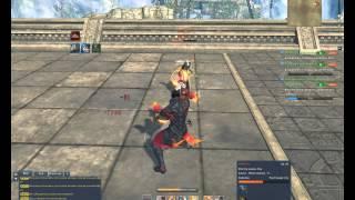 Blade and Soul Kung Fu Master 37+ vs Blade Master 46+ PvP