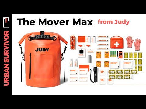 The Mover Max Judy is a Ready Made Emergency Kit