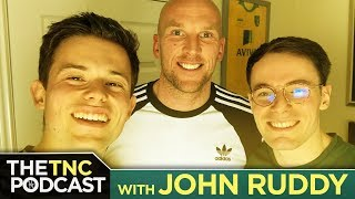 """I NEVER FELT APPRECIATED AT NORWICH"" - THE TNC PODCAST - WITH JOHN RUDDY"