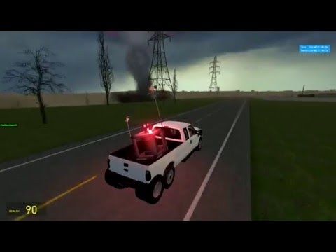 Gmod Tornado Chasers ~ #8