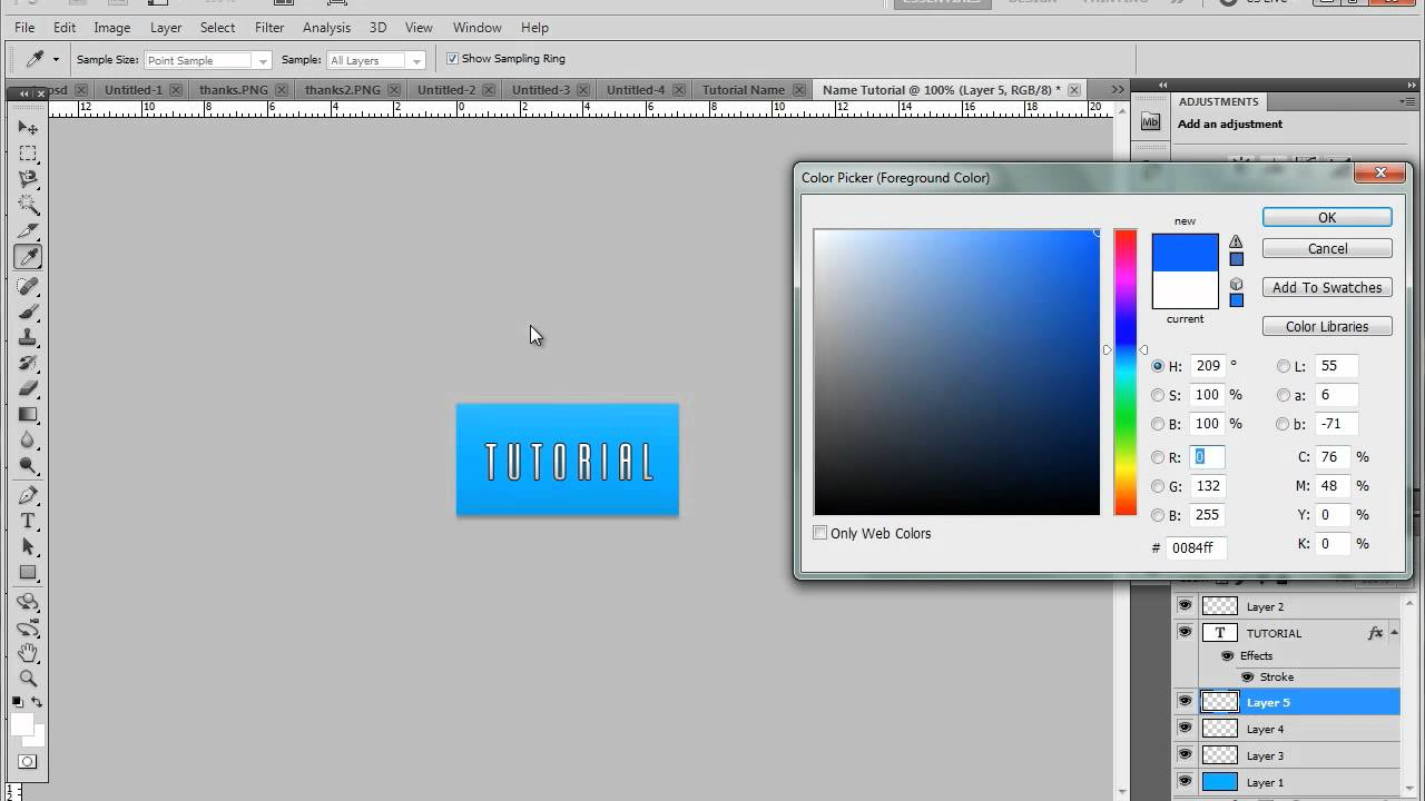 TUTORIAL] How to make a Professional and Simple name tag with ...