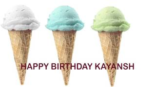Kayansh   Ice Cream & Helado