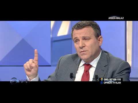 Opinion - Arben Malaj (8 maj 2013)