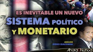 LAS DEMOCRACIAS SE QUEDAN SIN RESPUESTAS | SE GESTA UN NUEVO SISTEMA | Con Diego Giacomini