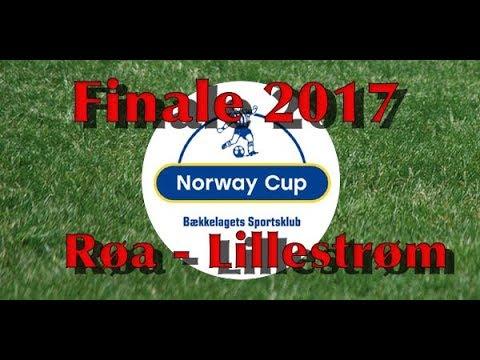 Norway Cup finale G16  2017 - Røa - Lillestrøm