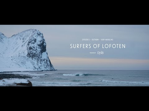 Hear the Stories of Those Who Fell In Love With Arctic Surfing and Never Left