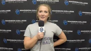 Frosh Hannah Jensen eyeing big year in the circle