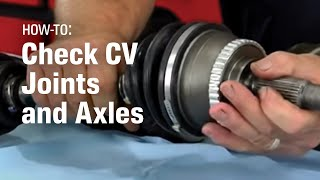 CV Axles - AutoZone Car Care
