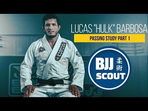 BJJ Scout: Lucas Barbosa Passing Study Part 1 (w/ Takedown Analysis)