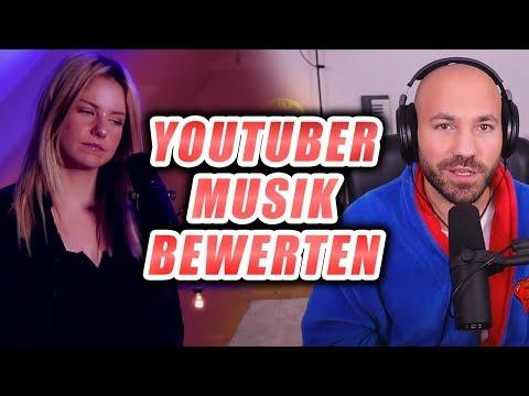 Kelly & Jodie Calussi - Billie Eilish lovely COVER / Ich bewerte 'MUSIK' von Youtubern
