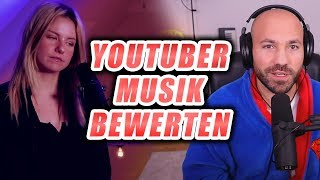 "Kelly & Jodie Calussi - Billie Eilish lovely COVER / Ich bewerte ""MUSIK"" von Youtubern"