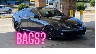 Searching For a New Suspension - 200,000 Mile Lexus ISF