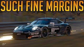 Gran Turismo Sport: A Race of Fine Margins