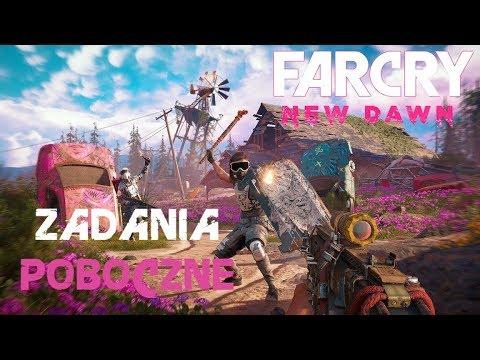 Far Cry New Dawn 🔫 Gameplay PL Napisy Walkthrough 🥐 - Ukryty Skarb: Ratownicy Toną (PC Ultra 4K)