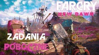 Far Cry New Dawn Gameplay PL Napisy Walkthrough - Ratownicy Toną (PC Ultra 4K)