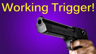 How to make a Working Trigger for Prop Guns