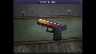 CS:GO | Glock-18 Fade HD Para CS 1.6
