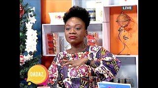 Mwasiti: Siweza kufanya show nikiwa nusu uchi.