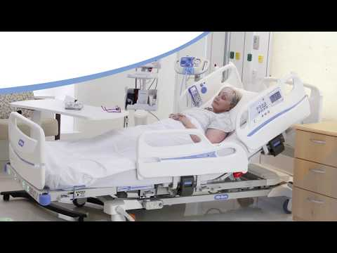 Hillrom | Contact-free, Continuous Monitoring For The Centrella® Smart+ Bed | Customer Video