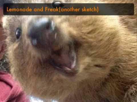Lemonade..and freak Like Me.both written by Chris Britt
