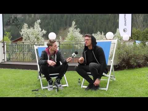 Skream Interview @ Snowbombing 2014 ::: Shan McGinley