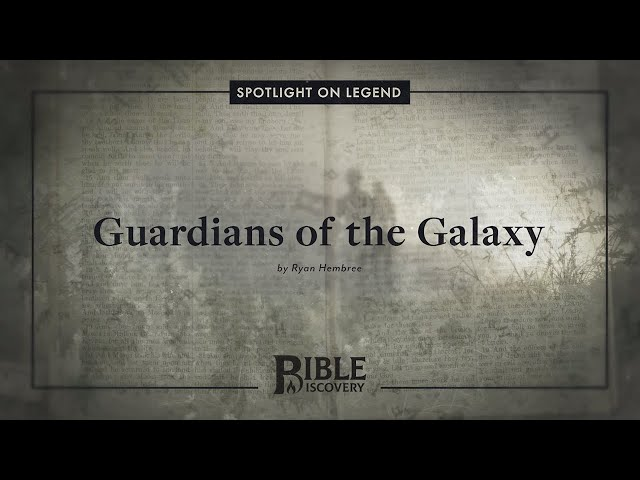 Are Cherubim Only in the Bible? | Spotlight on Legend | Guardians of the Galaxy
