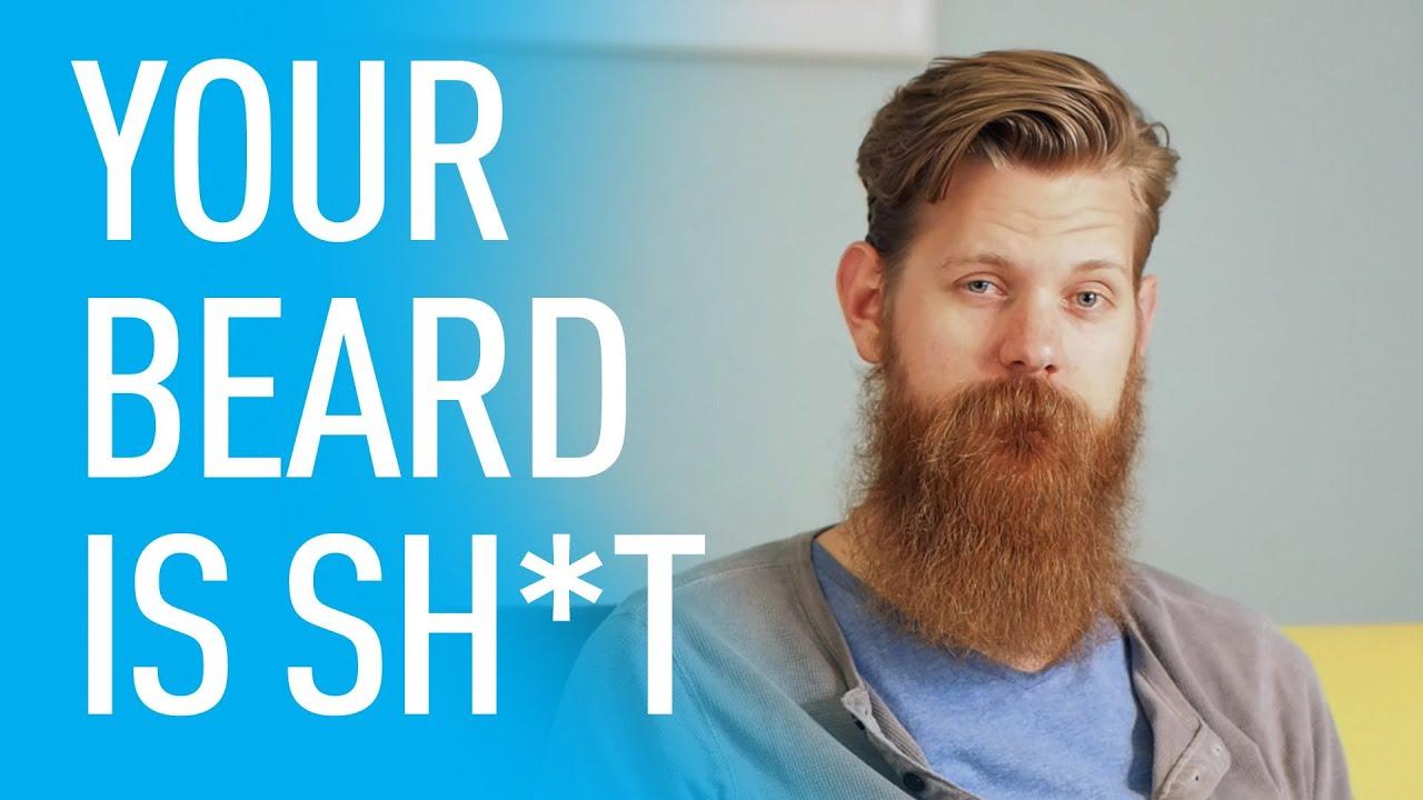 Your Beard Looks Like Sh T Eric Bandholz Youtube