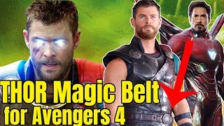 vuclip Thor new Magic Belt for Avengers 4 by Iron man Hindi
