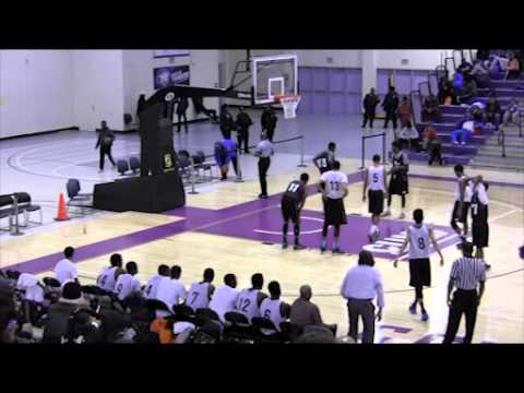 2014 PSAL Boys Showcase Game