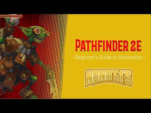 PATHFINDER 2ND EDITION BEGINNER'S GUIDE: ALCHEMISTS!