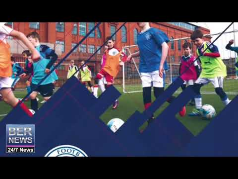 Rangers FC Easter Football Camp, March 2018
