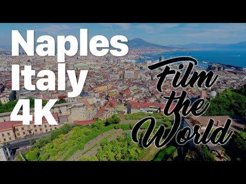 Naples, Italy in 4K
