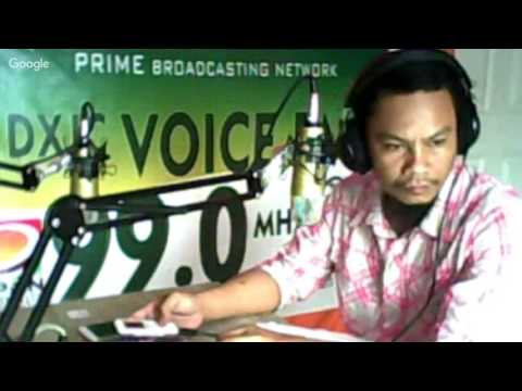 CERTIFICATION of TURKISH LAW at Jamiat Cotabato Simultaneous @ 99.0 Voice Fm : 10/1/2016