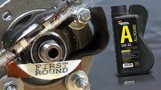Bizol Allround 5W40 Jak skutecznie olej chroni silnik?