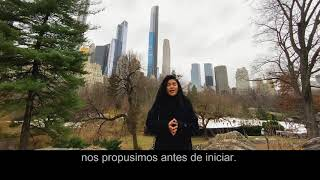 Estudiante en New York 2020