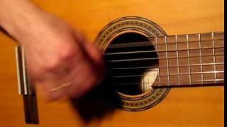 Видеоуроки ритм гитара.