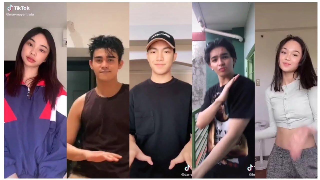 Pinoy Celebrities Dance TIKTOK Compilation 2020 Part 1