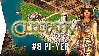 Pharaoh Cleopatra ► #8 Pi-Yer & Sea People - [1080p HD Widescreen] - Let's Play Game