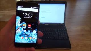 How to use Android Phone USB Tethering