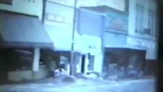 Lithia Park Flood.  Ashland, OR. 1974