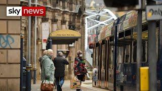 Coronavirus: South Yorkshire to move into Tier 3