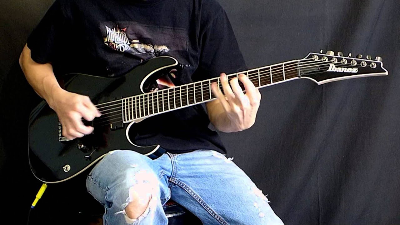 It's just an image of Terrible Ibanez Iron Label Rgir27fe