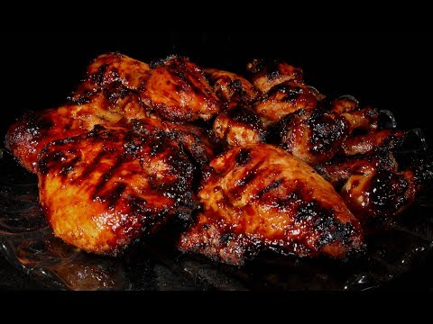 how to make a killer hawaiian BBQ chicken and pork