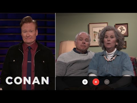 Everyone's Parents Predict This Year's Best Picture Winner - CONAN on TBS