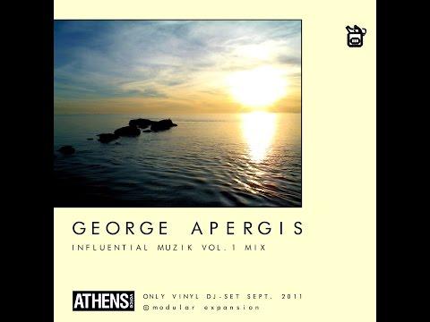 George Apergis | Influential Muzik Volume 1 - Vinyl Mix 2011